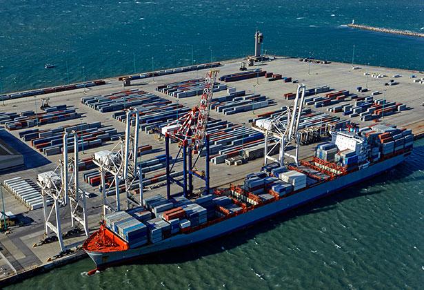 Coega Port