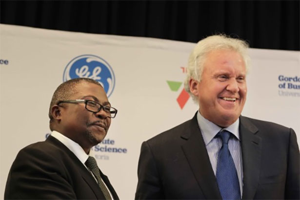 Transnet & GE Collaborating On Digitised African Transport