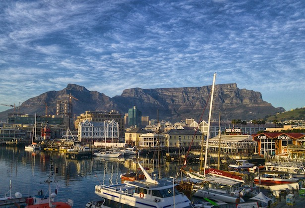 Western Cape Harbour
